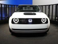 Honda Urban EV โปรโตไทพ์รุ่นล่าสุด !!