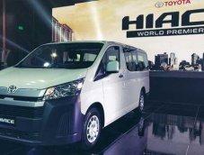 เปิดตัว All New Toyota Hiace 2019 ชูจุดเด่น 17 นั่ง พร้อมระบบความปลอมภัยแบบจัดเต็ม