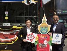 ไจแอนท์ ซิตี้ทัวร์ ปรับปรุงรถบัสไฟฟ้า EV Bus นำเที่ยวกรุงเทพฯ เริ่มวิ่งไตรมาส 4 ปีนี้