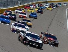 "Las Vegas 400 เดือด Logano ควบ ""Penske Mustang"" เฉือนคู่แข่ง"