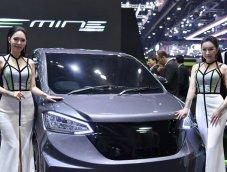 เปิดผ้าคลุมมอเตอร์โชว์ พบกับ MINE SPA1 รถยนต์ไฟฟ้าฝีมือคนไทย
