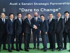 Audi รุกหนักตลาดรถไฟฟ้าในไทย จ่อทุ่ม 3 พันล้านผุดโรงงาน