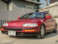 Honda Crx จิ๊กโก๋แห่งยุค 90's