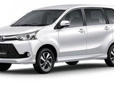 ราคาเเละตารางผ่อน Toyota Avanza 2019-2020 ล่าสุด