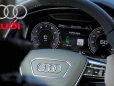 GLOSA ระบบวิเคราะห์การจราจรเพื่อหลีกเลี่ยงไฟแดงจาก Audi