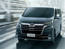 """""""Toyota Granvia"""" รถตู้หรูเปิดตัวลุย """"ออสซี่"""" ส่วนไทยยังต้องรอ"""