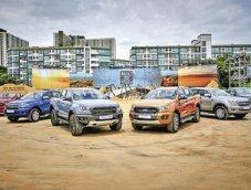 """จัดหนัก เปิดตัว """"Ford Ranger"""" 6 รุ่นย่อยพร้อมหน้าปัดทีเด็ด """"ภาษาไทย"""""""