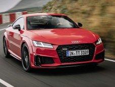 """เตรียมปิดตำนาน 20 ปี อาวดี้เลิกทำรถสปอร์ต """"Audi TT"""" แล้ว"""