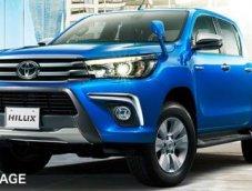 Toyota Hilux 2020 ไมเนอร์เชนจ์ลุยตลาดรถปลาดิบ