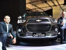 """เปิดฝากระโปรงดูเครื่องยนต์ """"All-New Chevrolet Captiva"""" แรงกว่าคู่แข่ง SUV ด้วยเทอร์โบ"""
