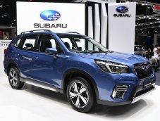 """บิ๊กซูบารุเผย """"All-New Subaru Forester"""" ไปได้สวยในตลาดรถไทย"""