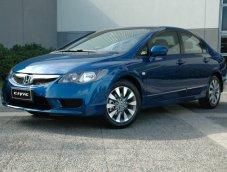 เช็คราคาในตลาดรถล่าสุด รถมือสอง Honda Civic 2006-2012 ประจำเดือนกรกฎาคม 2562
