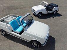ฉีกทุกกฎความเป็นรถยนต์ไฟฟ้า Renault e-Plein Air กับดีไซน์สไตล์ย้อนยุค