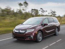 """ฮอนด้าปล่อย """"2020 Honda Odyssey"""" พร้อมแพ็กเกิจเสริมครบ 25 ปีลุยตลาดรถ"""