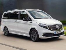 """เขย่าตลาดรถแวน """"Mercedes-Benz EQV Concept"""" พร้อมโชว์ รถตู้ไฟฟ้า"""