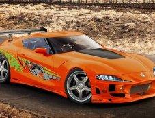 Toyota Supra 2019 สีส้มคัมแบ็ค! Fast 9 ดึงตัวแรงเข้าฉาก