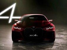 แง้มดีไซน์ BMW Concept 4 ก่อนเปิดตัวจริง มาพร้อมกระจังหน้าใหม่ เร้าใจเต็มขั้น!