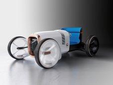 Vision Mercedes Simplex ต้นแบบทรงเรโทรพลังไฟฟ้า ที่ระลึกถึงรถตัวแรงคันแรกของโลก