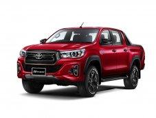 รีวิว Toyota Hilux Revo 2019 รุ่นสี่ประตู