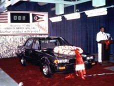 ผ่านมาแล้ว 40 ปี! ย้อนตำนาน รถ Honda Accord รุ่นแรกในสหรัฐ