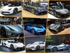 10 อันดับรถแพงสุดในโลก 2019 ราคา 50 ล้านบาท ขึ้นไป ของมันต้องมี สำหรับคนรวยจริง