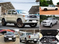 ตลาดรถ Toyota Hilux Vigo ราคาถูก มีงบ 2 แสนกว่าบาท ก็ซื้อได้แล้ว ของดีมีอยู่จริง