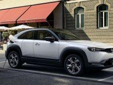 เผยโฉม Mazda MX-30 รถยนต์ไฟฟ้า 100% คันแรกของค่าย กับการออกแบบสไตล์ญี่ปุ่น