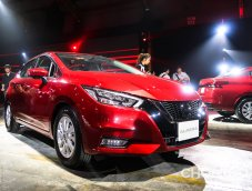 ราคา ตารางผ่อน Nissan Almera 2020