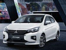 ราคา ตารางผ่อน New Mitsubishi Attrage 2020
