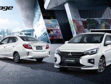 New Mitsubishi Attrage 2020 โฉมใหม่ กับราคาเริ่มต้นเฉียด 5 แสน!