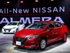 5 จุดเด่นของ Nissan Almera 2020