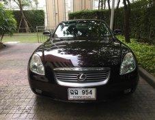 ขายรถ LEXUS SC430 ที่ bangkok