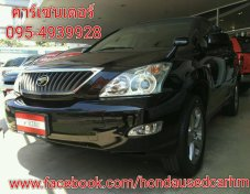 TOYOTA  HARIRER 240 G (2WD) ปี 2011