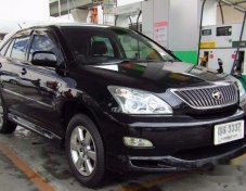 2011 TOYOTA HARRIER รับประกันใช้ดี