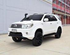 Toyota Fortuner (ปี 2009) TRD 3.0 AT SUV ราคา 779,000 บาท