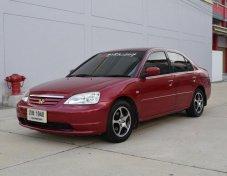 Honda Civic Dimension (ปี 2001) VTi 1.7 AT Sedan ราคา 159,000 บาท