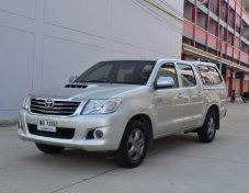Toyota Hilux Vigo CHAMP DOUBLE CAB (ปี 2011) G 3.0 AT Pickup ราคา 469,000 บาท