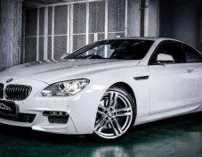 รถสวย ใช้ดี BMW 640d รถเก๋ง 2 ประตู