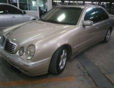MERCEDES-BENZ E240 Elegance 2001 ราคาที่ดี