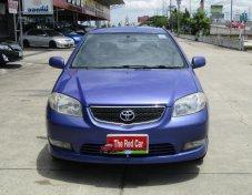 2003 Toyota Soluna Vios 1.5 E MT