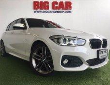 BMW 118i M Sport 2015 ราคาที่ดี
