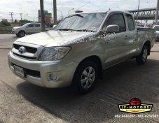 Toyota Hilux Vigo CAB ปี 09  J 2.5 MT