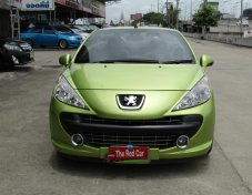 2007 PEUGEOT 207 1.6 (ปี 06-13) CONVERTIBLE AT