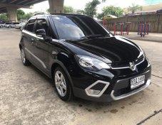 2017 MG3 XROSS 1.5 x sunroof สีดำ