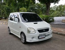 2010 SUZUKI WAGON R Plus wagon