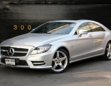 2011 MERCEDES-BENZ CLS 350 CDI รับประกันใช้ดี