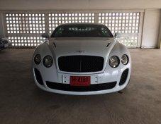 ขายด่วน Bentley Continental Supersports