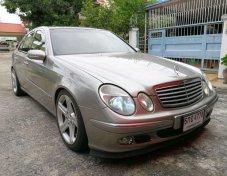2004 MERCEDES-BENZ E240 สภาพดี