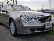 MERCEDES-BENZ E200 Kompressor 2006 สภาพดี