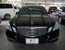 Benz E250 CDI ปี2012 สีดำ